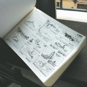 Storyboard_dune
