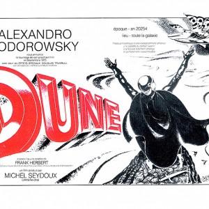 JodorowskysDune_Original Dune poster