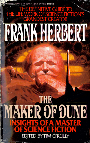 the Maker of Dune