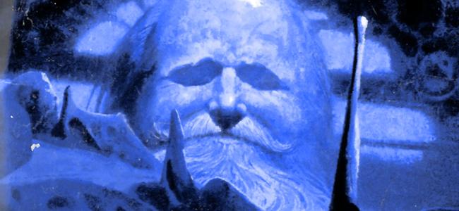 Frank Herbert Blue